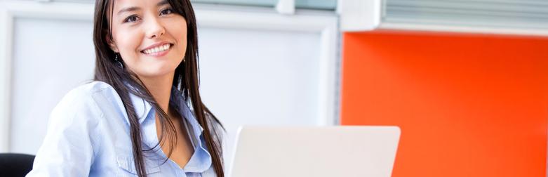 E-learning bij BOS staat geheel in het teken van het creëren van synergie tussen Commercie, Communicatie en Competentie. Digitale Leeromgeving, DLO, Campus Bibliotheek
