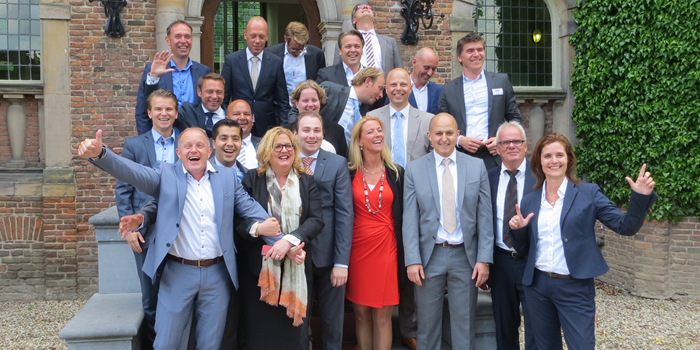 The first of June 2015 marked the certification of the first two successful student groups of the Essent Academy by BOS.