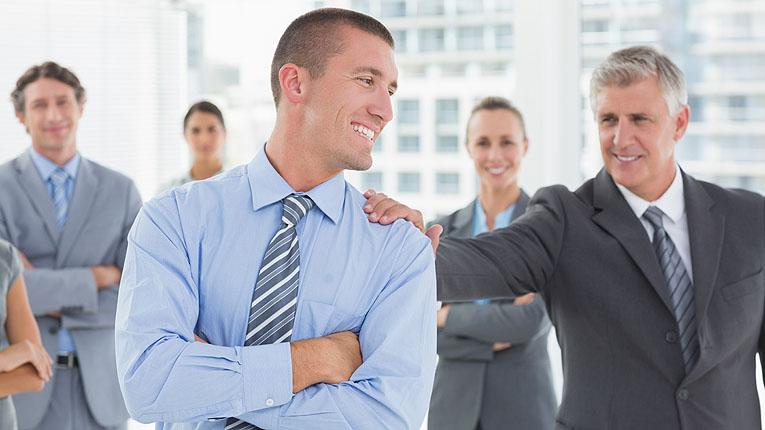 Coachend leiderschap programma van BOS