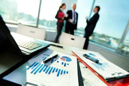 Finance for non-financials training van BOS