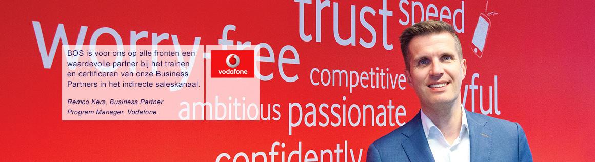 Remko Kers van Vodafone over BOS