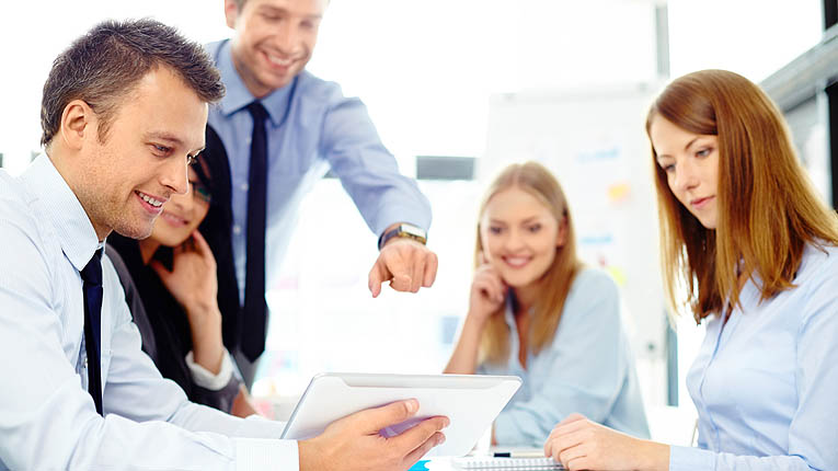 In het BOS programma Sales Management krijgen sales managers concrete handvatten om als goede coach het gehele team tot betere resultaten te brengen.