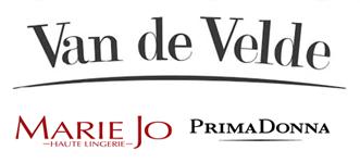 Van de Velde logo's